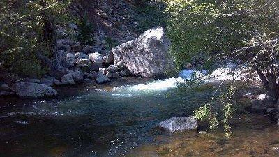 North Fork Mokelumne River