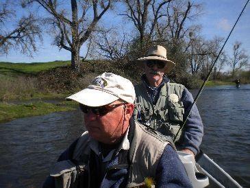 Mokelumne River Trip Report 2 22 10